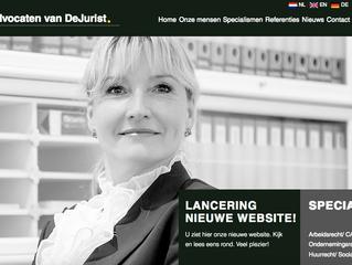 Lancering nieuwe website!