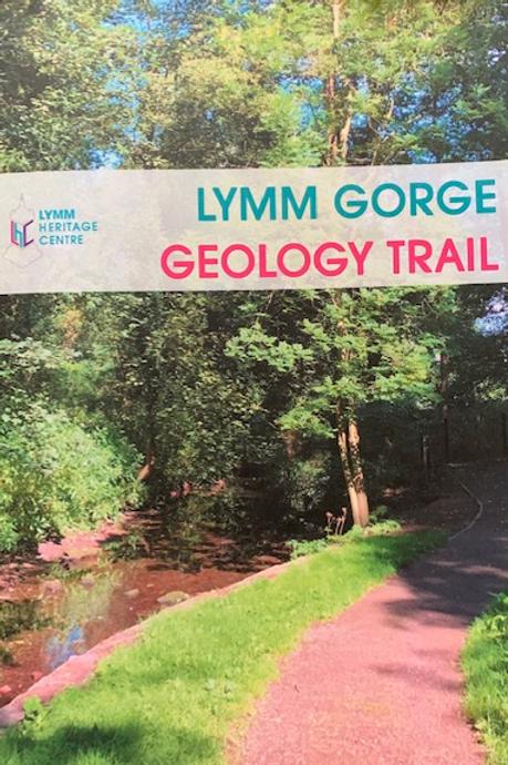 Lymm Gorge Geology Trail