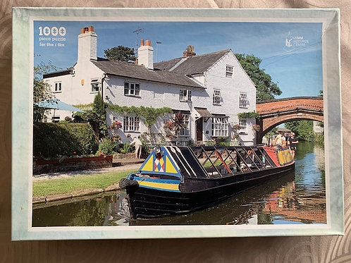 Lymm Jigsaw - The Bridgewater Canal