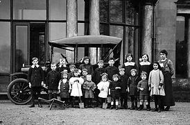 refugees oughtrington hall.jpg