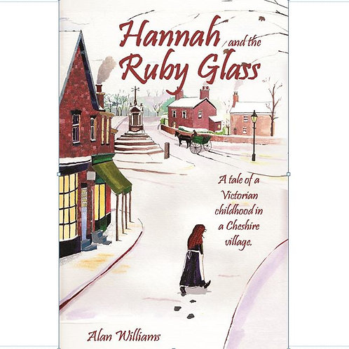 Hannah and the Ruby Glass