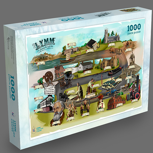 Lymm Jigsaw -  Journey Through Time