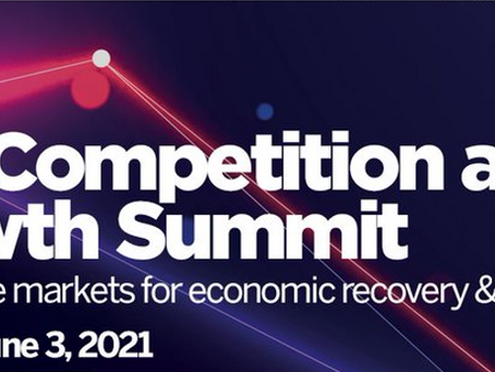Competition and Growth Summit 2021 — My Remarks