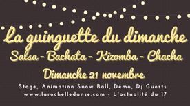 La Guinguette Latine du Dimanche à La Rochelle