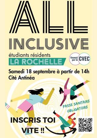 CROUS  La Rochelle - Stage de danse