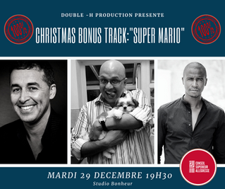 "TALK SHOW Double H-Production : CHRISTMAS BONUS TRACK""Super Mario"""