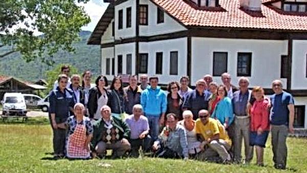 Yanikali Conference, Azdavay, Turkey