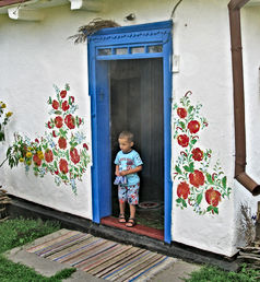 A Traditional Home Stay in Ukraine