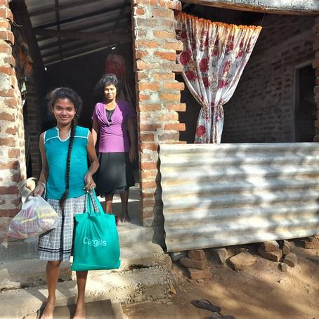 Harnessing Rural Single Mums' Inner Skills in Sri Lanka