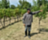 Georgian Wine Growing Country