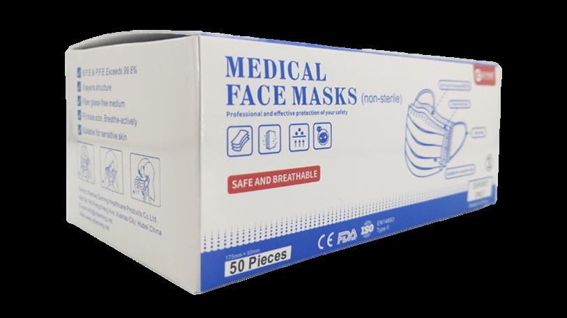 Medical Mask 3Ply - Medical Grade