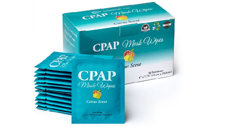 CPAP Travel Wipes