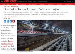 Mass Transit Daily News