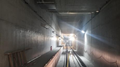 LA Metro Crenshaw LAX Radiating Upgrade