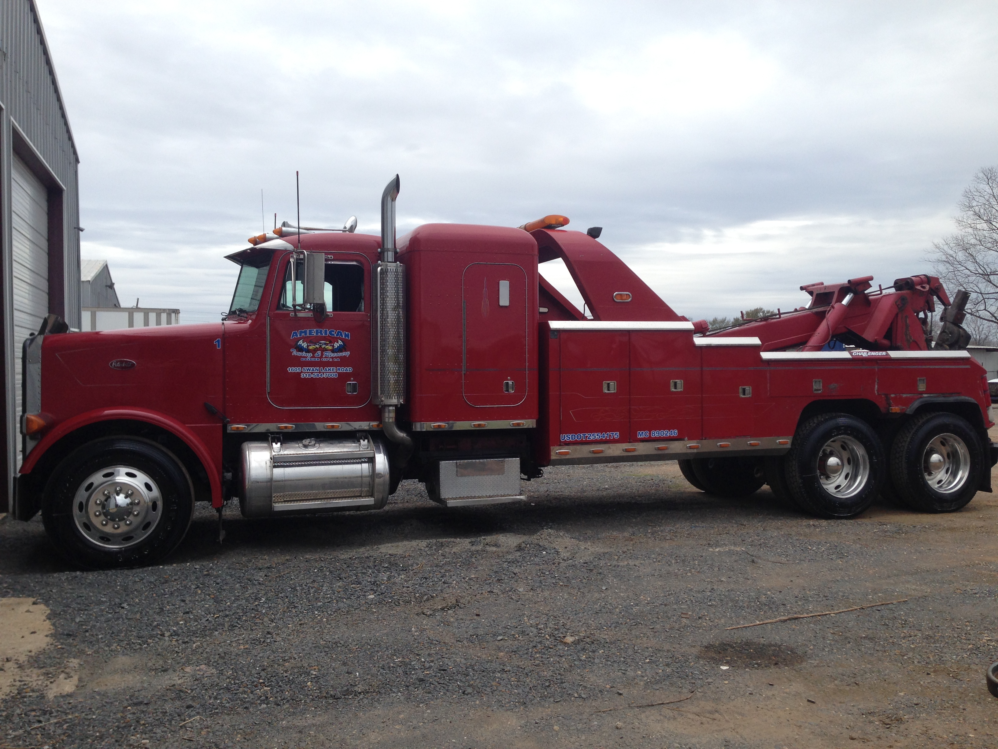 tow truck 2