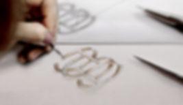 silver jewelry designer