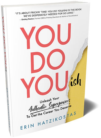 You Do You(ish) Book Cover (3D white) 2.