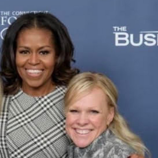 Meet up with Michelle Obama
