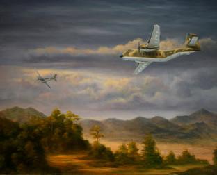 C-7 Caribou Resupply