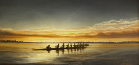 Ladies Rowing Team