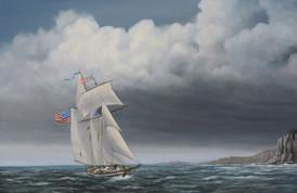 1812 American Privateer