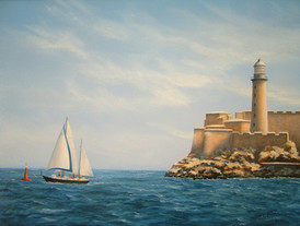 El Morro Castle Lighthouse