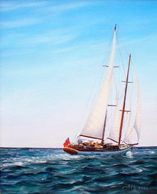 Amanda's Sailboat
