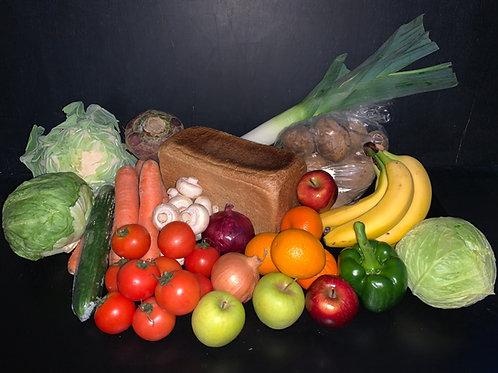 Standard Wholemeal Fruit & Veg Box