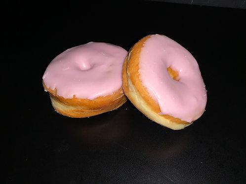 Iced Ring Doughnuts