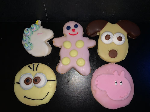 Novelty Biscuits