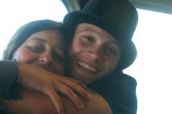 Lauren & Mark Camp Nor'wester