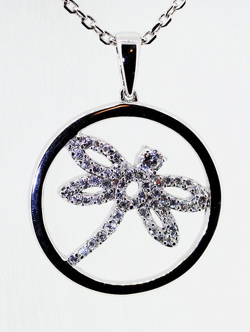 GEORGINI Silver Pendant