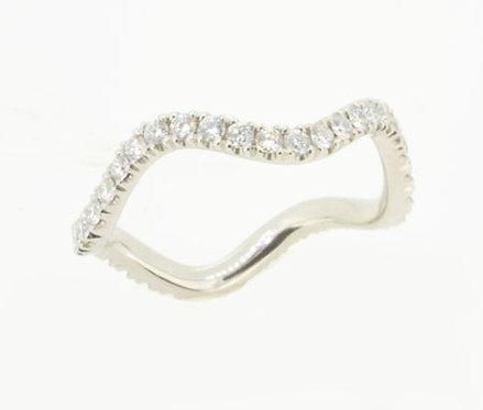 Platinum Fancy Full Eternity Ring