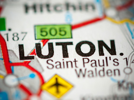 JUST A FEW MORE  THINGS TO DO IN LUTON