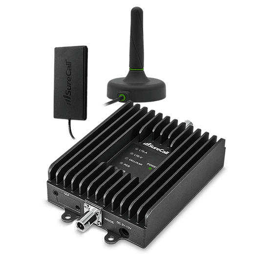 Cell phone signal booster