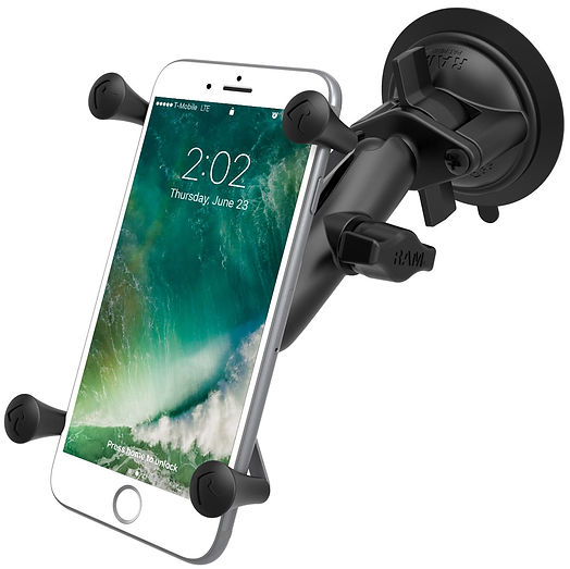 iPhone Suction Cup Mount