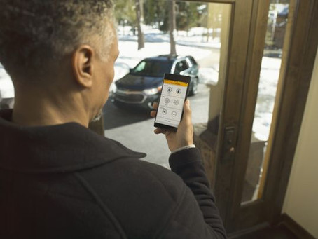 Use your smartphone to start your vehicle