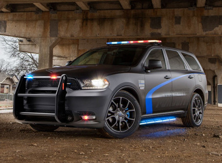 Dodge Durango Pursuit | Officer First Reactions