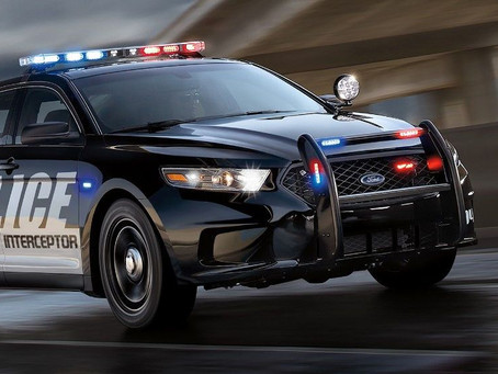 THE INCREDIBLE SHRINKING SQUAD CAR