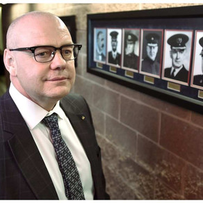 Edmonton's new Police Chief: not afraid to shake things up.