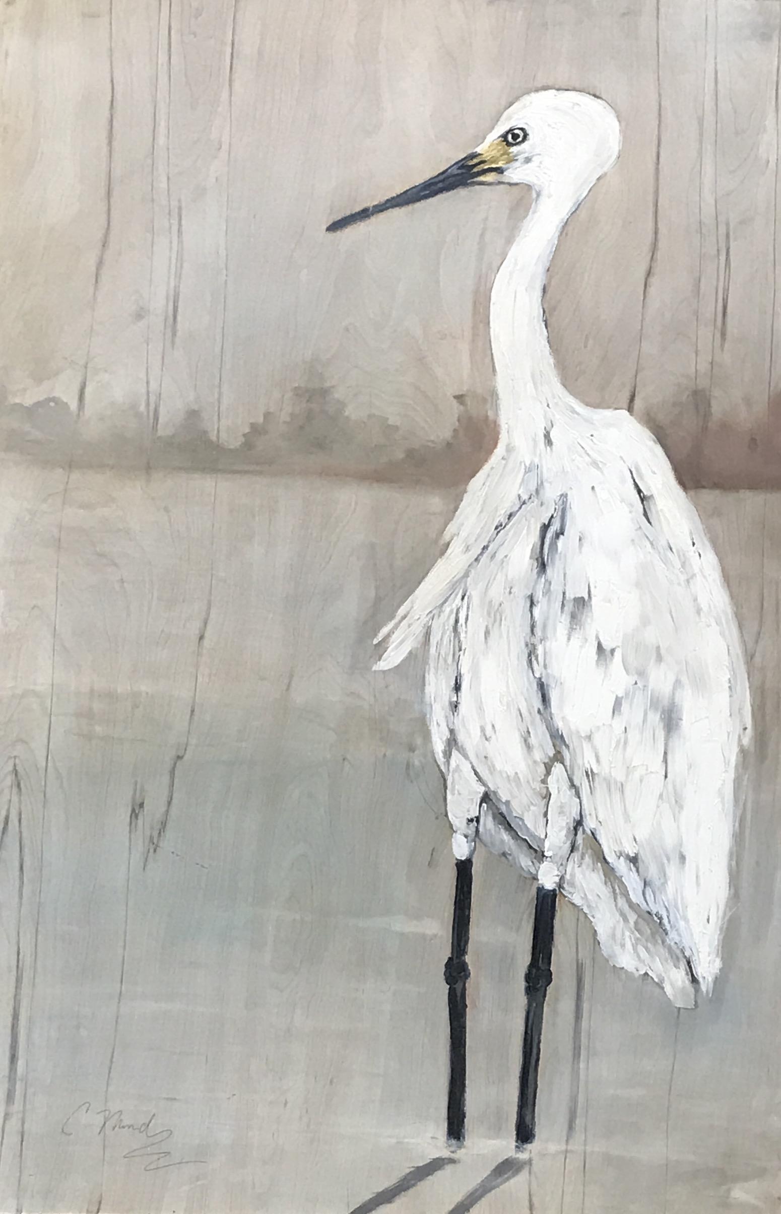 White Heron Extic