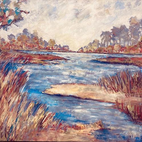 The Marsh in Murrells