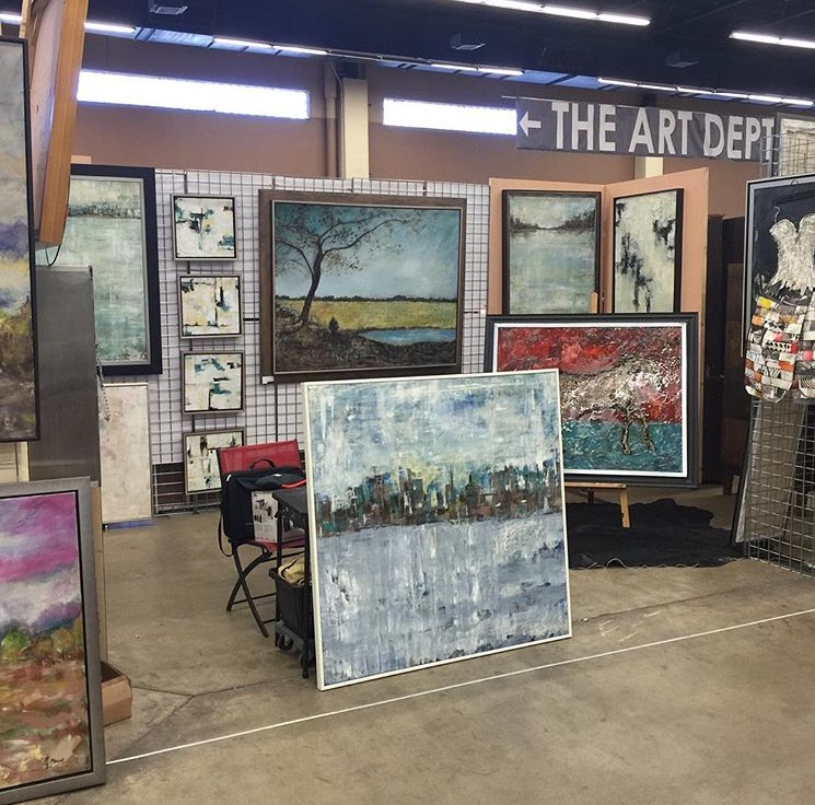 2016 Fort Worth, Texas Art Show
