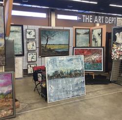 2016 Fort Worth, Texas Art Show