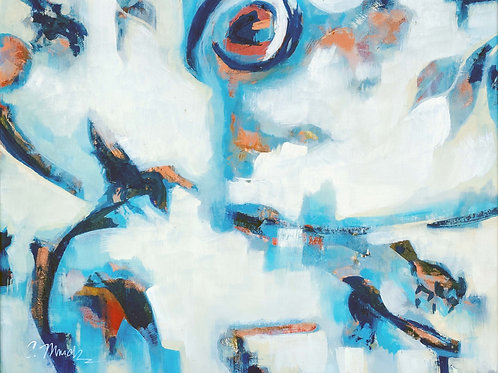 Birds of a Feather 2 (30X40)