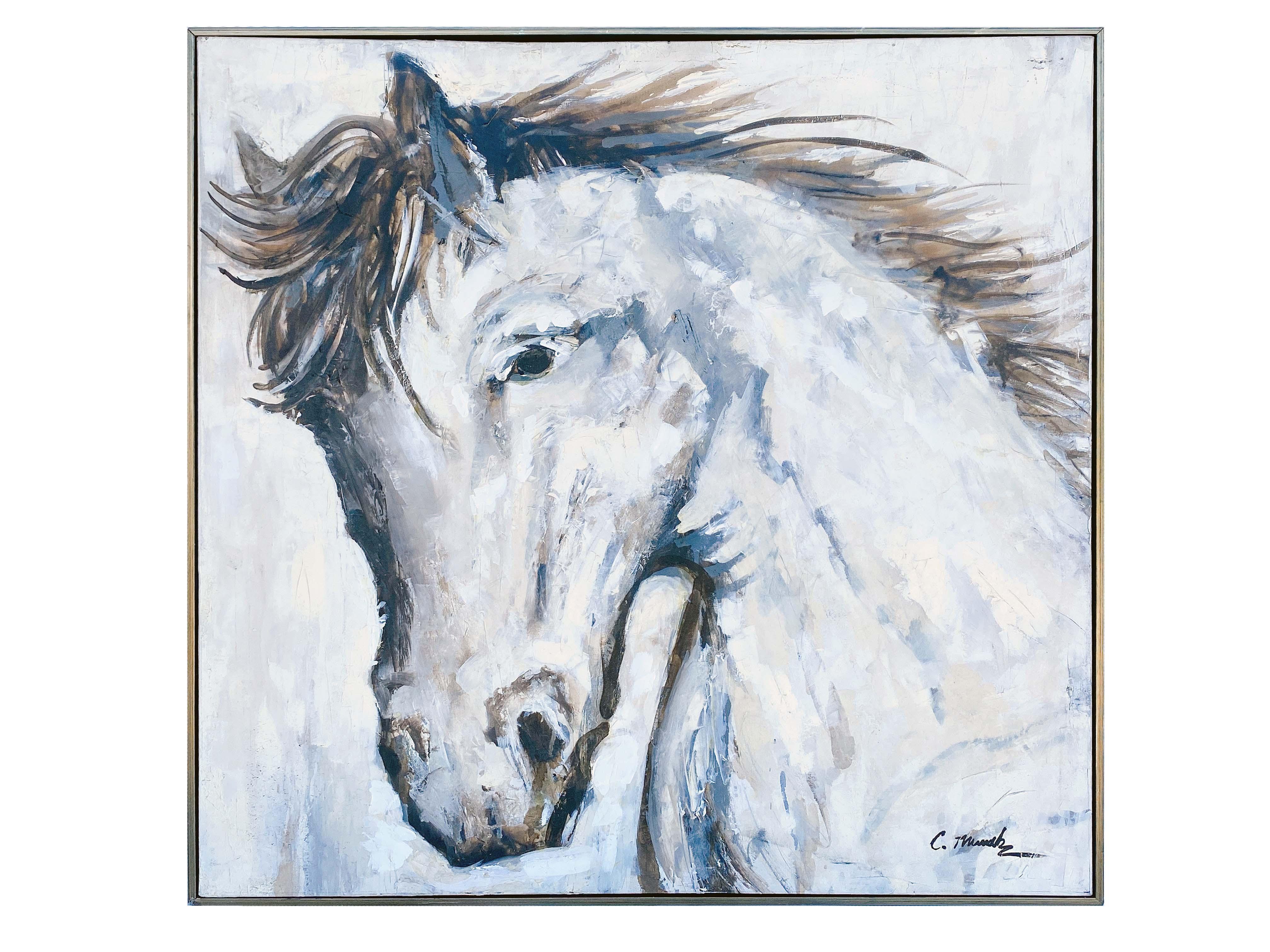 White Horse (40X40)