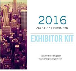 New York Exhibition Show 2016