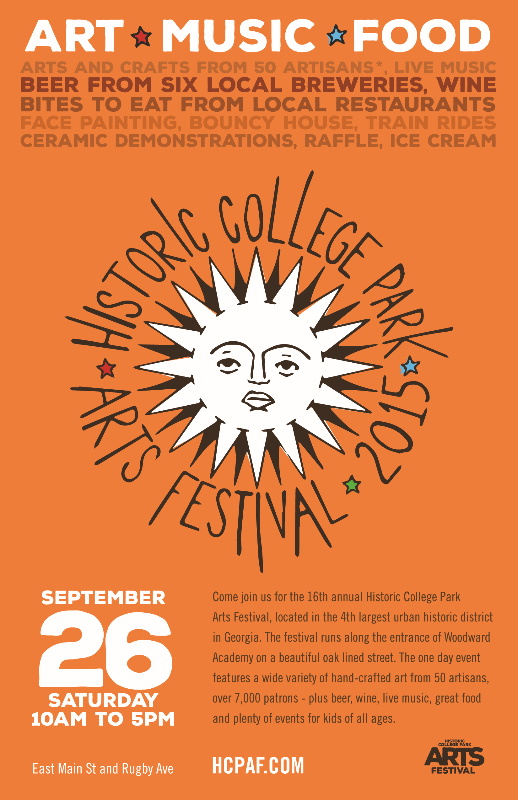 2016 College Park Festival