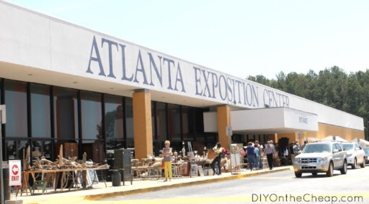 Acott Antique Show-Atlanta, GA