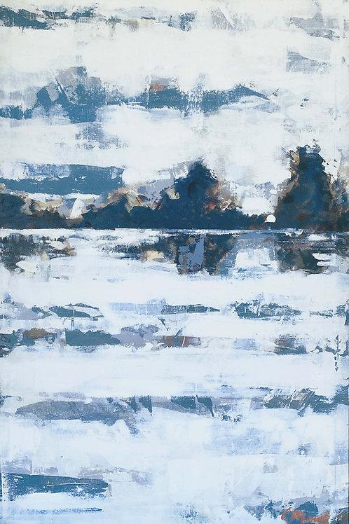 Serine River 2 (36X54)
